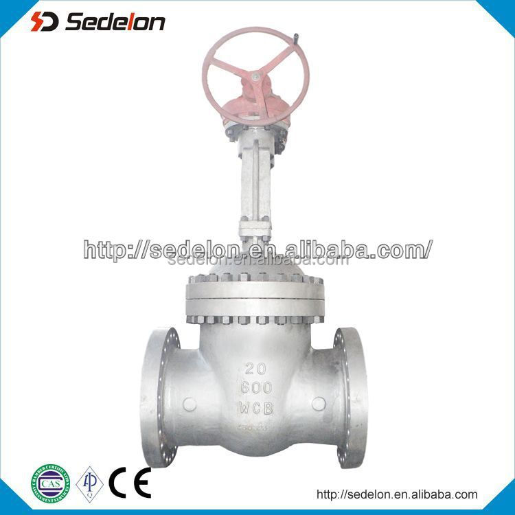 Stem with price ductile iron rising stem class 900 SEDELON gate valve