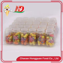 Factory wholesale crisp marshmallow colorful kids sweet high quality confection
