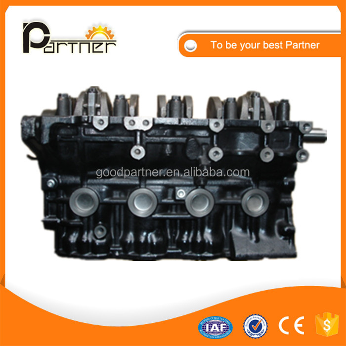 5L long block for Toyota car 5L bare engine block