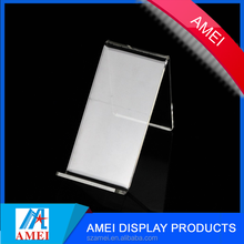 customized acrylic sim card holder for mobile phone 4g/POP acrylic sim card holder for mobile phone 4g