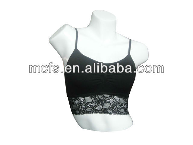 lace bra camisole&net camisole&lace tops, lace underwear