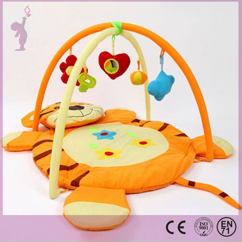 New product 2016 baby play mat gym OEM