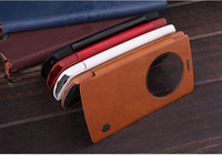 High Quality Mobile Phone Leather Case For LG G4 Beat G4S NILLKIN Qin Leather Case