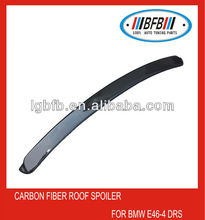 Carbon Fiber Roof Spoiler For BMW E46 325i 328i 330i M3 4Dr Sedan AC Style