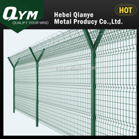 Airport Column Mesh Fence Design(Factory)