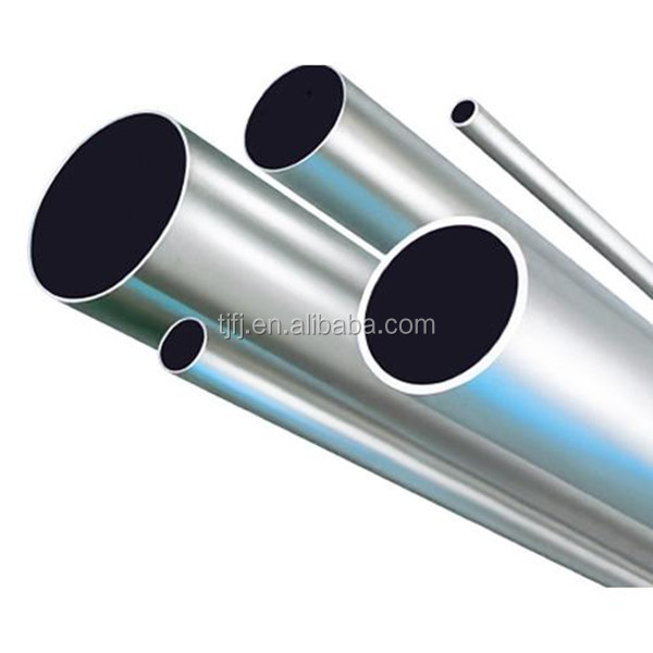 L schedule stainless steel pipe view