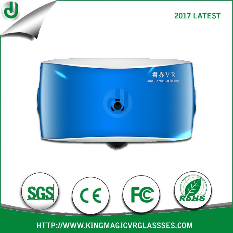unique function as viewing distance adjustment and Comfortable wearing blue samsung vr 3d vr headset