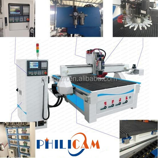 price router cnc 3d / cnc router engraving and cutting machine