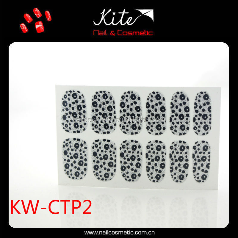 Kite 2014 New Nail special stickers to create a beautiful, stunning colors- classic 23 color