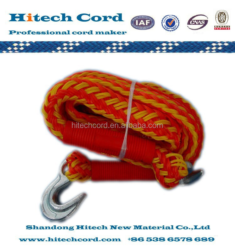 Truck emergency tow rope , Car tow rope