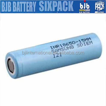 3.7 v 1450mah 2200mah li-ion rechargeable battery for SAMSUNG battery cell