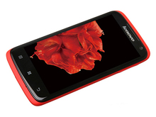 Lenovo mobile phone lenovo smartphone cheap capacitive screen phone 4.7'' android smartphone