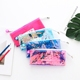 Laser Pen Bag Transparent Sequin Bag Girl Cheap Pencil Bag