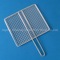 Stainless Steel Barbecue Wire Grid Mesh