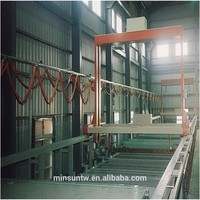 Full Automatic Rack Type Zinc plating Machine with Galvanize Plating Equipment