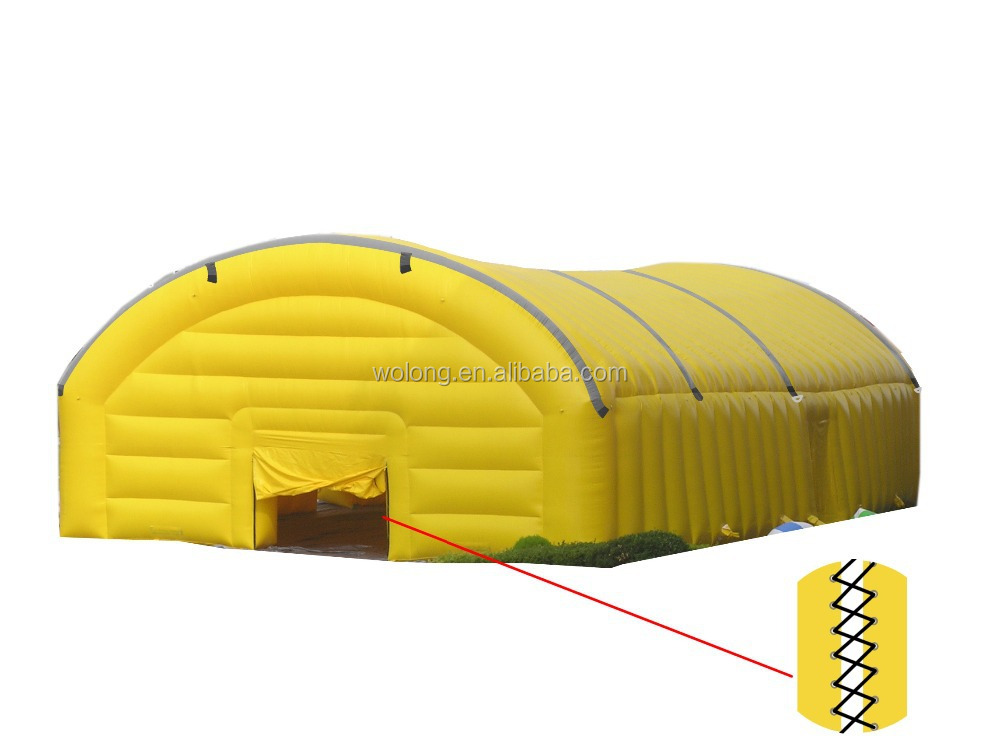 PVC Customized Inflatable Camping Tent