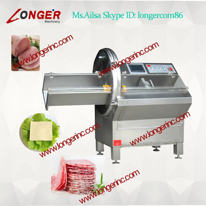 Sausage, Cooked Meat And Fresh Meat Slicing Machine/bacon slicing machine