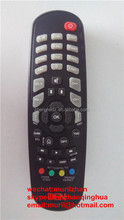 Black 42 Keys DEN CAS08 STB03 Digitaly2 ASANET Remote Control 38Mhz for India market Cheapest Price with High Quality