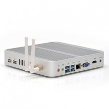 Intel core i5 4200u HD 4400 Hystou haswell Fanless partaker Mini PC board Linux HDMI 1080p rj45 RAM 4GB SSD 8GB