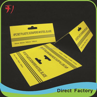 Semi glossy fasson shipping adhesive label roll for master carton