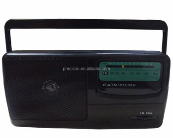 Wholesale price FM/SCA Receiver