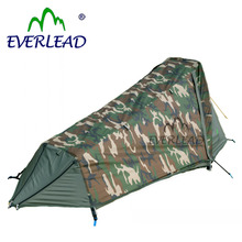 Lightweight Backpacking Camping Hiking Bivy 1 Person Military Tent