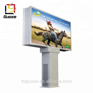 led large digital screen billboard outdoor advertising display price