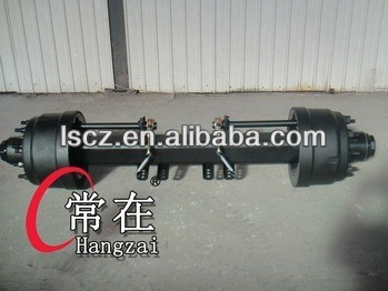 heavy truck rear axle