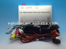 video interface Mercedes-Benz NTG4.5 LVDS ML. GLK, C, E Class 5 inch, and 7 inch monitor system