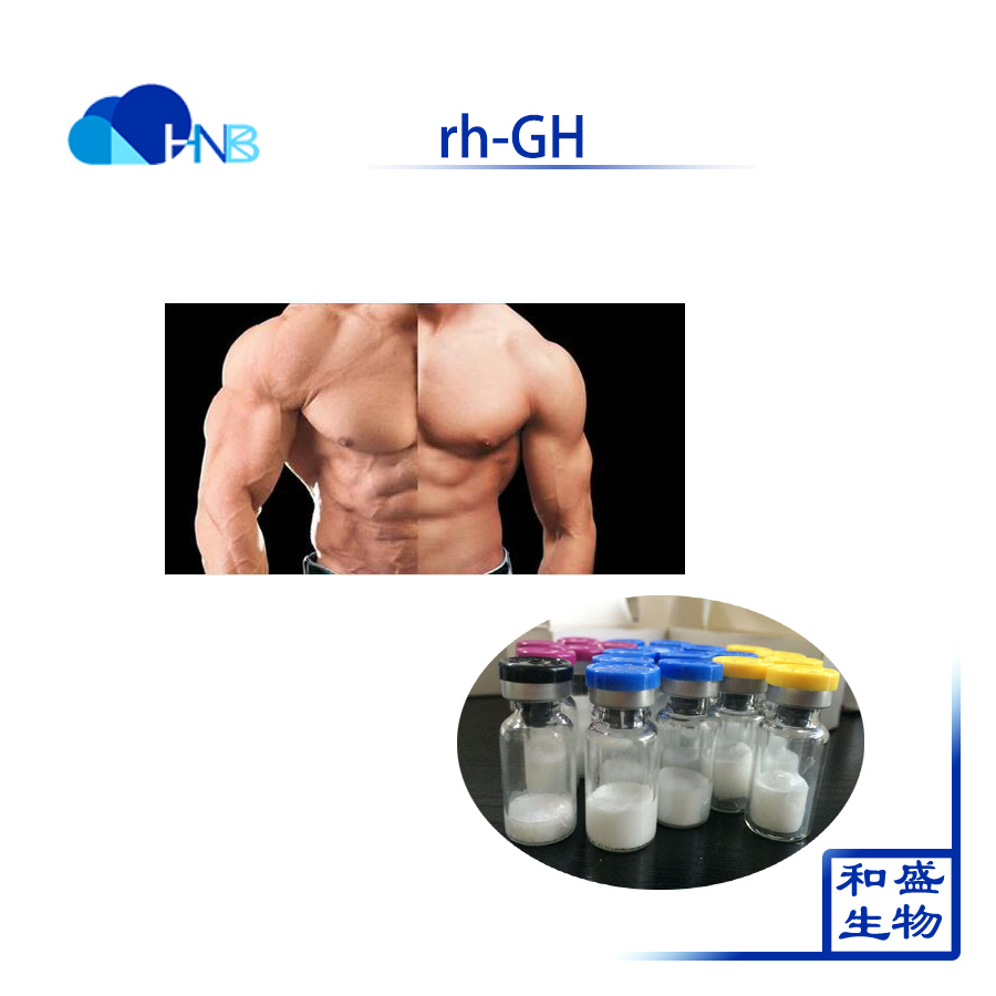 1kit 191 aa 10iu per kit HGH Human Growth Hormone Somatropin for bodybuilding supplement