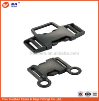3 Way Plastic Buckle For Baby Carriage And Seat Belt