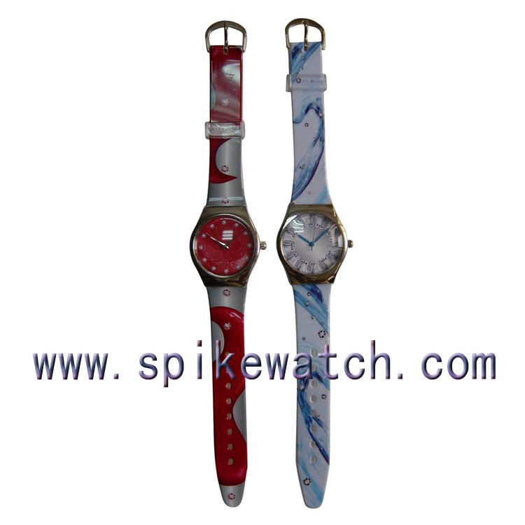 All Kind of Cartoon Role Plastic ks watch
