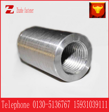 Long round hex nut coupling nut cashew nut