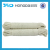 natural 3.5mm cotton braided rope utility rope