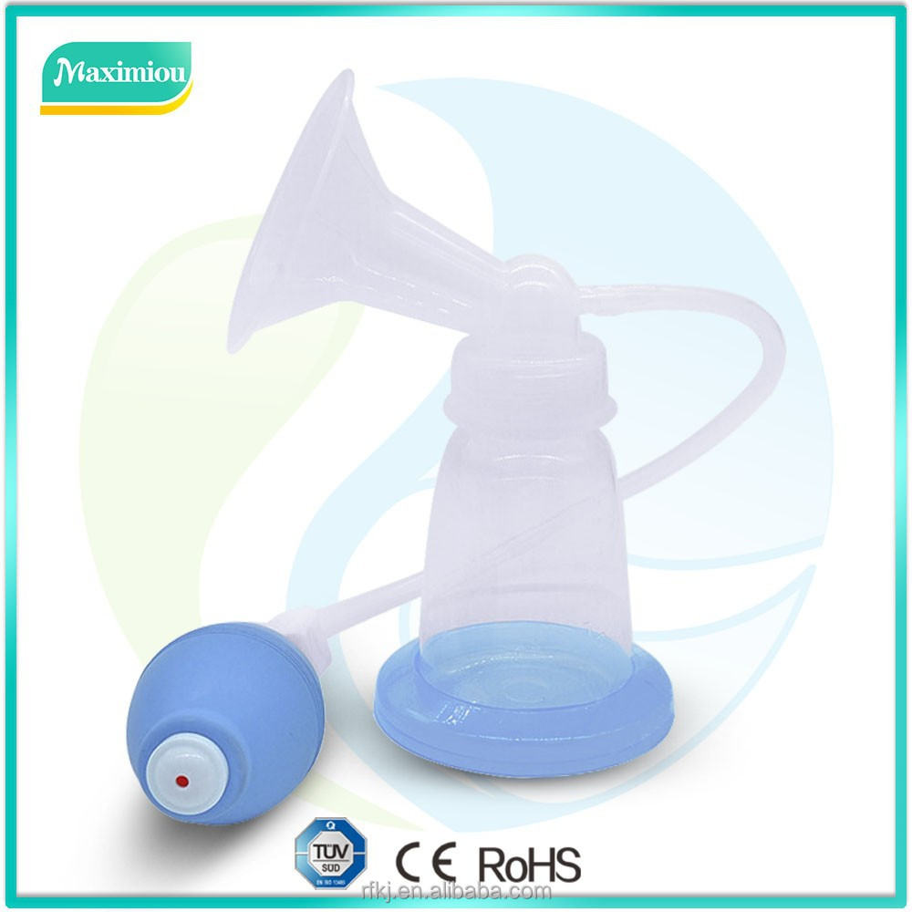 Manual breast pump genuine suction lactation matern genuine suction lactation maternal supplies milk sucking device Breast Pumps
