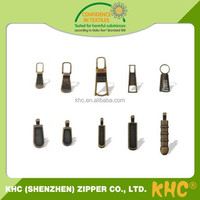 China Supplier Low Price Garment Metal Zipper Puller