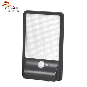 36 LED outdoor solar light motion sensor solar garden wall mounted outdoor security light