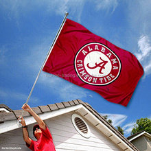 Alabama Crimson Tide Roll Tide University Large College Flag