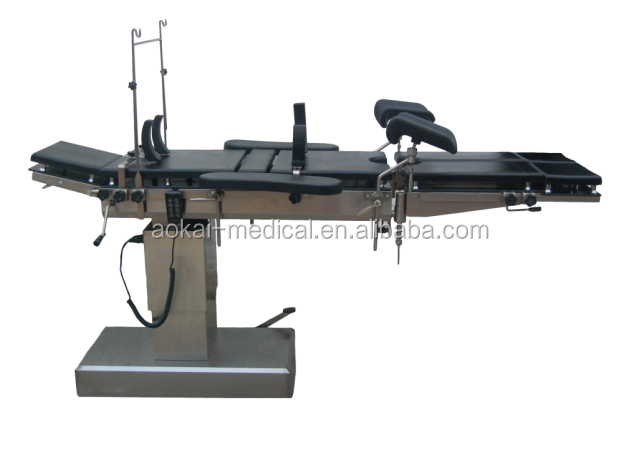 Pediatric gynecological gynecoloy examination table
