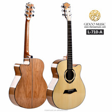 China factory 40 inch plywood acoustic guitar L 710A