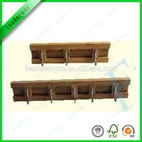 High quality decorative wall mounted coat racks