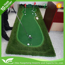 2016 Hot selling golf green mower natural grass mats indoor mini golf with low price