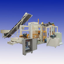 low price/cost alibaba china concrete recycled block machine