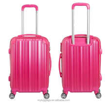 Sympathy new style best stock trolley luggage suitcase
