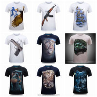 Clothing Skull Print 3D Men Shirts Cotton Camiseta Dark Souls Punisher Blouse T shirt