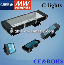 CE approved 300w color changing outdoor led flood light