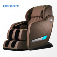 Hot 3D Zero Massage Chair Pedicure Heating Therapy Chair wooden neck massager