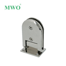Two way door self closing pivot hinge