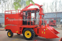 4QZ1800 small tractor forage harvester machine for lucerne /grass/maize/ryegrass/napier