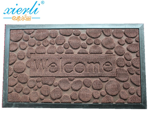 Rubber Backing, Polypropylene Surface, outdoor safety mats